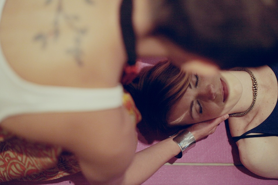 energy healing practitioner