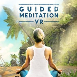 guided meditation vr technology