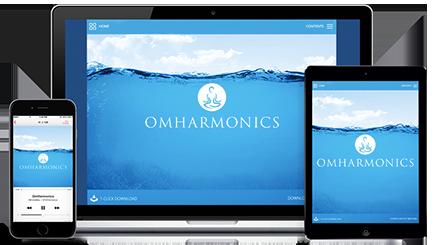 omharmonics meditation