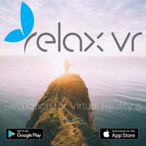 relax vr meditation technology