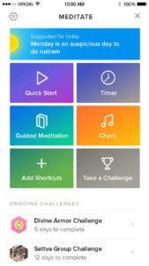 sattva meditation app