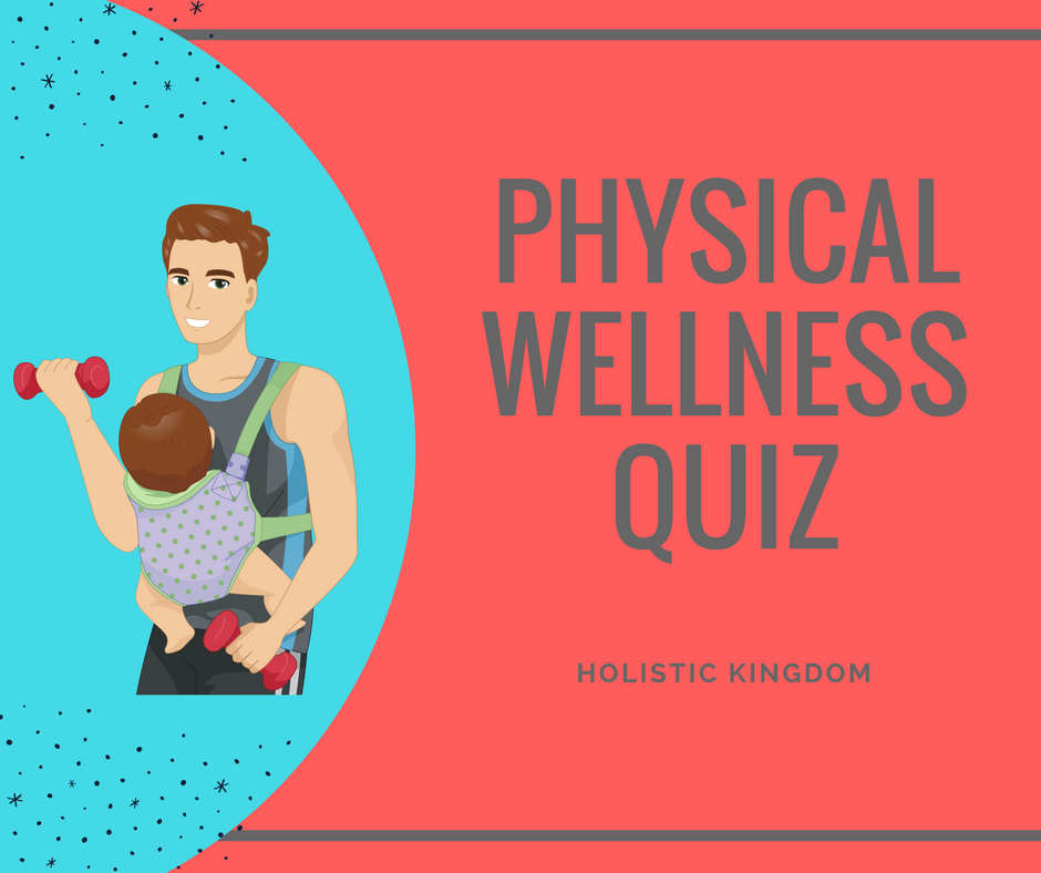 physical wellness quiz graphic