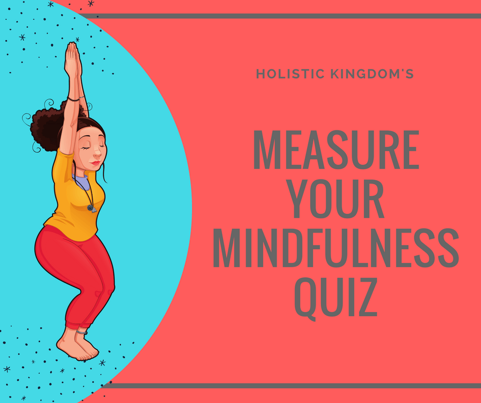 measure your mindfulness quiz graphic