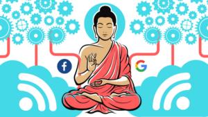 technology meditator spirituality