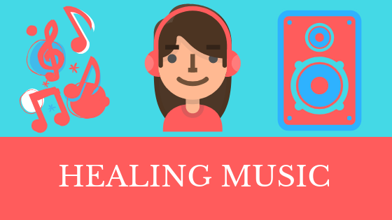 healing music digital image