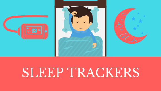 sleep tracker devices digital image
