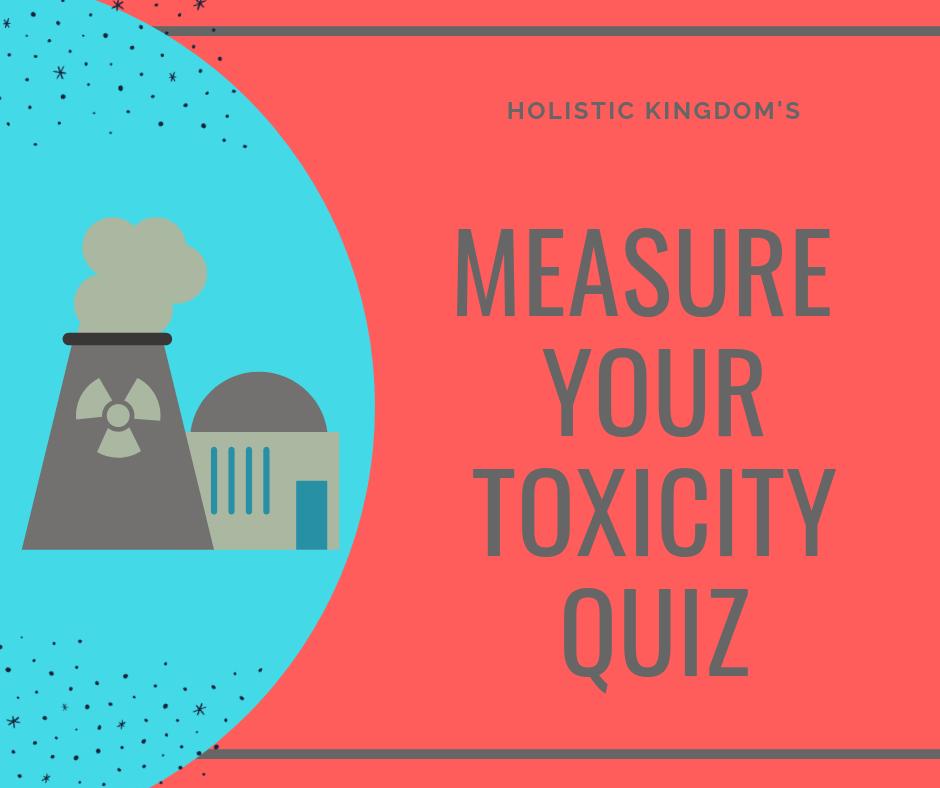 toxicity quiz graphic