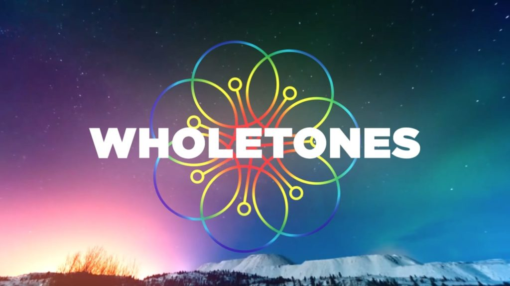 wholetones healing music program