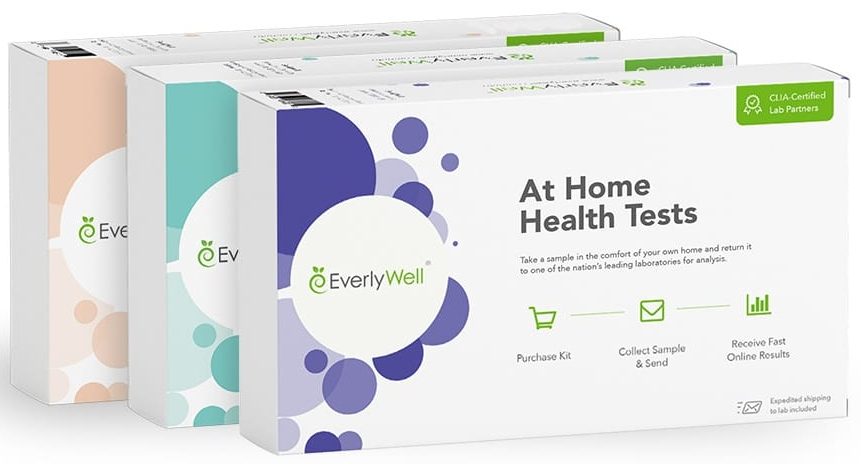 everlywell at home health test