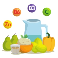 personalized nutrition icon