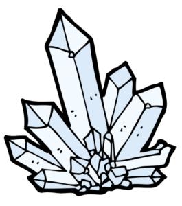 crystal grid icon