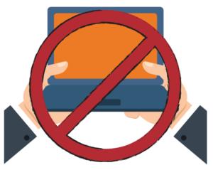 digital detox icon