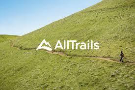 alltrails hiking app