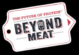 beyond meat plant-based