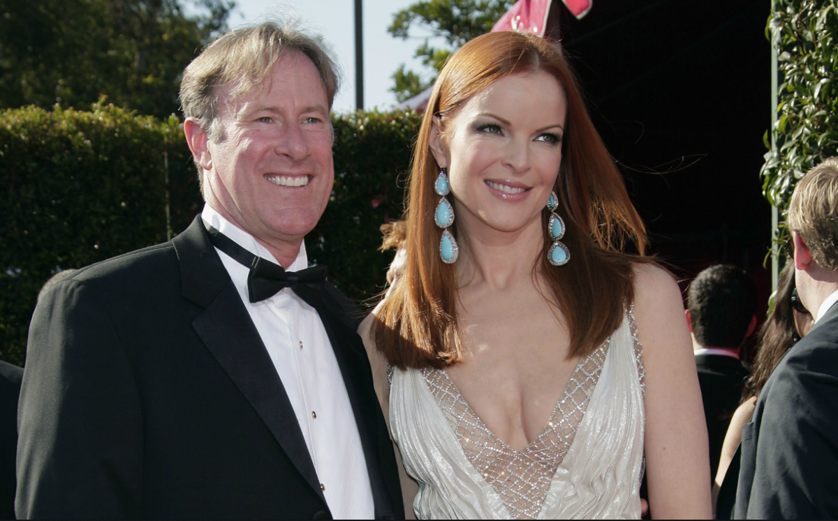 marcia mcross and husband