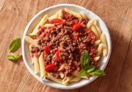 lightlife pasta bolognese