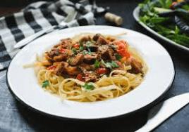 no evil foods drunken italian noodles
