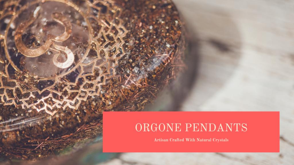 orgone pendants category image