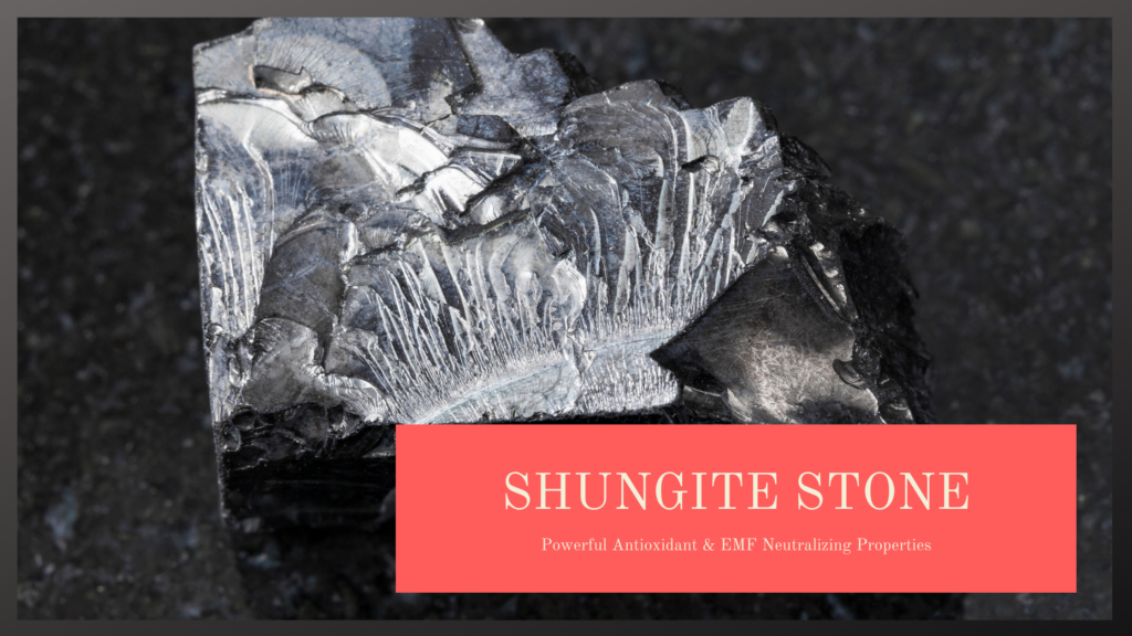 shungite stone products category image
